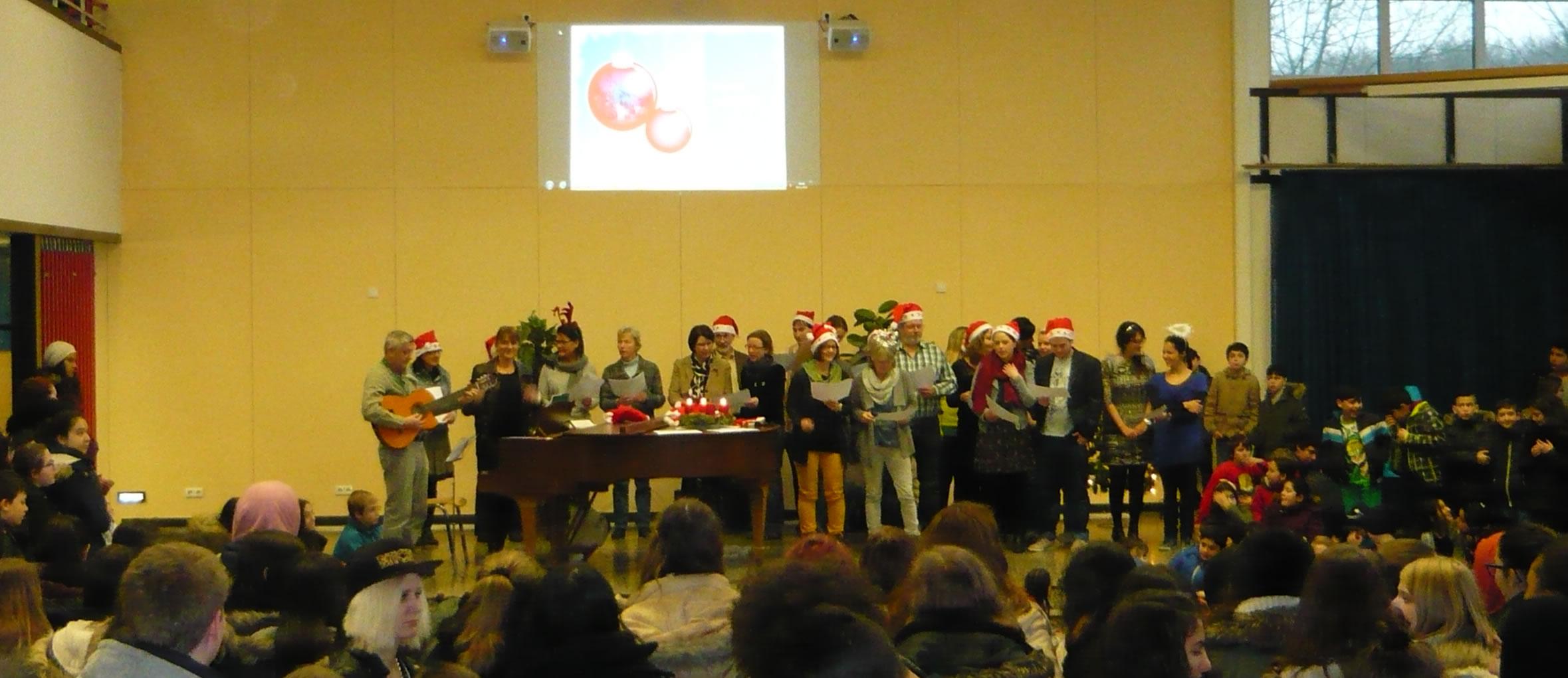 Weihnachts-Chor der TKG