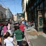 Stufenfahrt QI Durch die Straßen